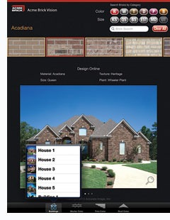 Mobile App for Homebuyers, Architects and Builders