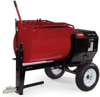 Toro Mortar Mixers