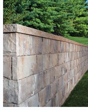 Mega-Tandem Wall Block