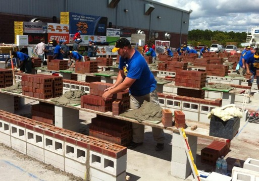 SPEC MIX BRICKLAYER 500 REGIONAL held at A-1 Block in Sanford, Fla.