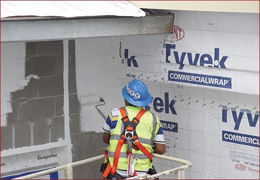 Improving Building Insulation