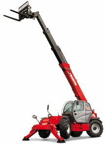 MT Series Premiere Telescopic Handlers
