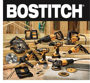 BOSTITCH Power Tool Line
