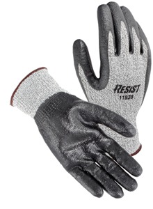 Cut Resistant Glass/Steel Gloves