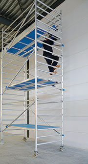 Safetower Mobile Scaffold