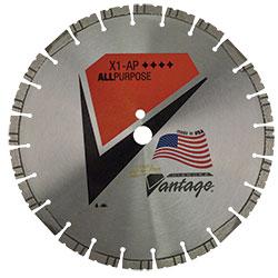 Laser Welded All-Purpose Blade from Diamond Vantage