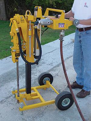 Model 20 UTL Drill