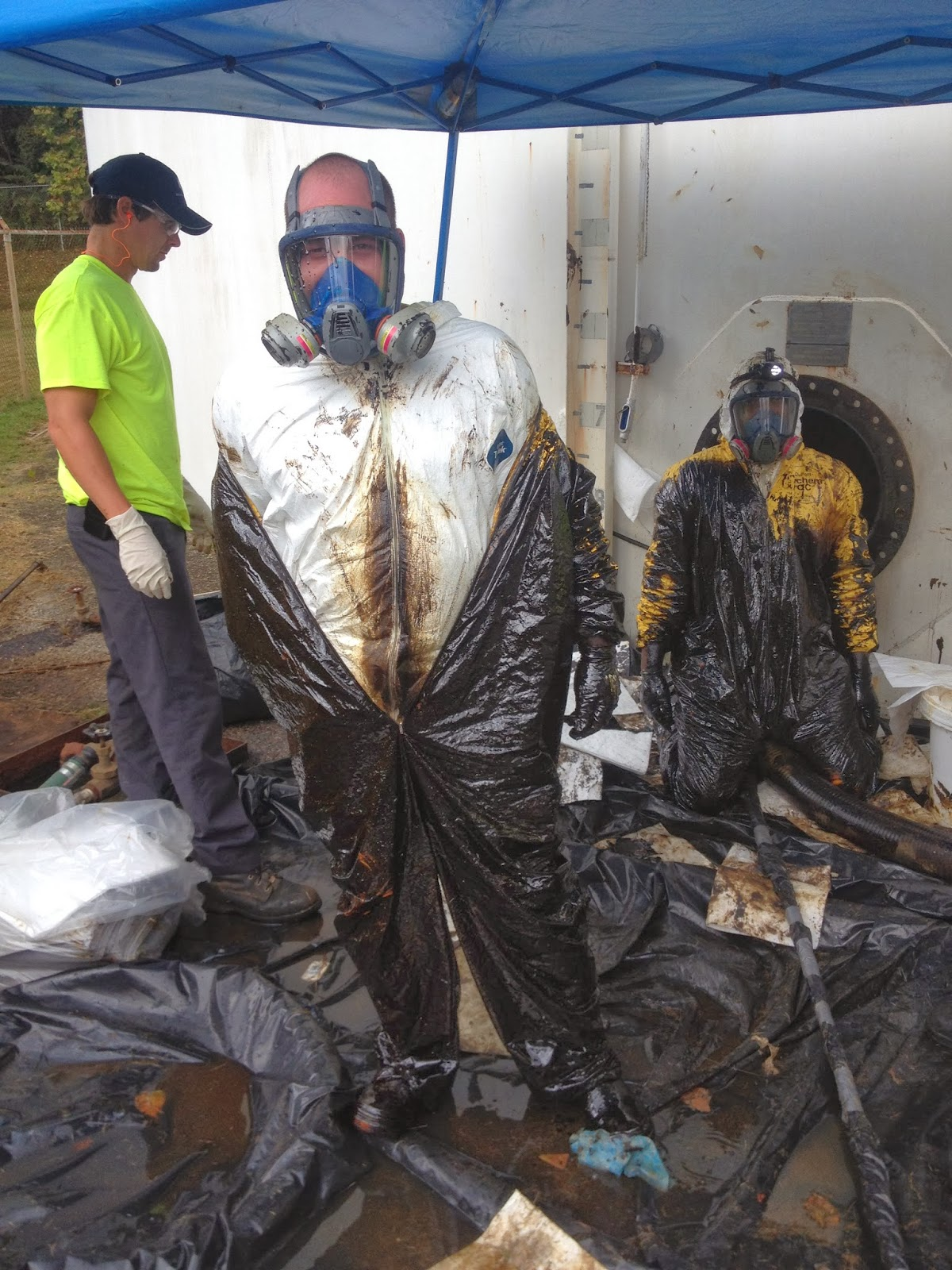 DuPont Protection's 'Dirty Work' Winners