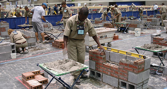 A Masonry  Workforce for Tomorrow