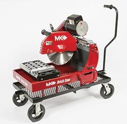MK-2000 Masonry Saws on the Roll