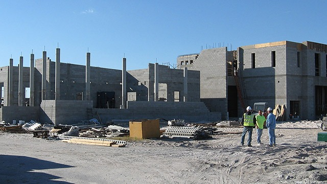 Perdido Key Fire Station and Community Center