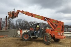 Xtreme Manufacturing's XR1255-2 Telehandler