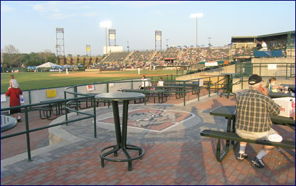Rock Cats Stadium Fun Zone