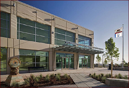 Alameda County Juvenile Justice Center