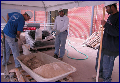 Instructor Certification Program (ICP) of the International Masonry Institute (IMI)