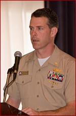 CDR Mark Geronime