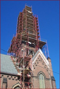 Scaffolding and Equipment