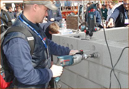 VSR Hammer Drill by Bosch