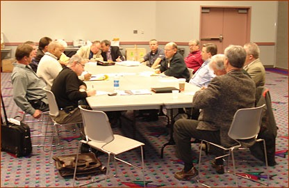 Committee meetings during the MCAA Convention