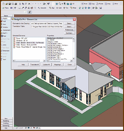 Building Information Modeling, or BIM