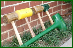 Garland Mallets and Soft-faced Hammers