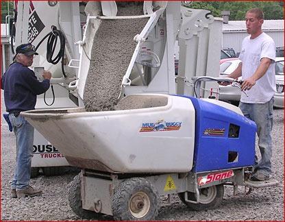 Stone Mud Buggy SB 1600