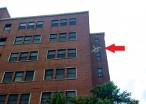 Drone Technology Used to Inspect Facade