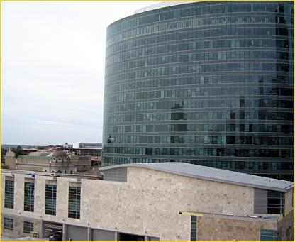 H&R Block World Headquarters in Kansas City, Mo.