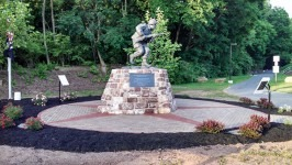 Veterans' Memorial Plaza Borough of Ephrata, Pa.