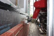 Construction Robotics' Semi-Automated Masonry System