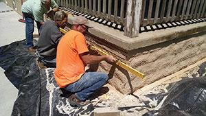 StoneCoat Hydraulic Limestone Veneer