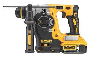 20V MAX* XR Brushless SDS Hammer
