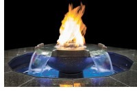 Hearth Products Controls H2OnFire fire-on-water insert
