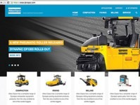 Atlas Copco Launches Dynapac Website