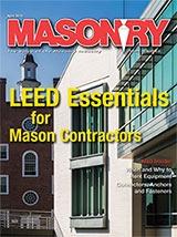 LEED Masonry Contractors