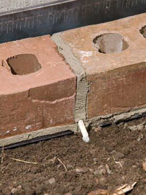 Water In The Walls A Practical Guide To Wall Drainage And