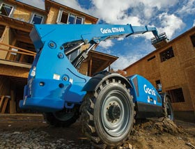 GTH™-844 Telehandler Now With 74-Hp, High-Torque Engine