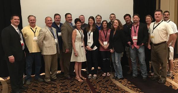 The 2016 BSI Board members.