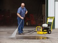 Steam Jenny Offers Line of Belt-Drive Cold Pressure Washers