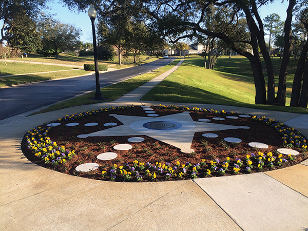 Masonry Installation and Care Products Become Part of a Permanent Memorial