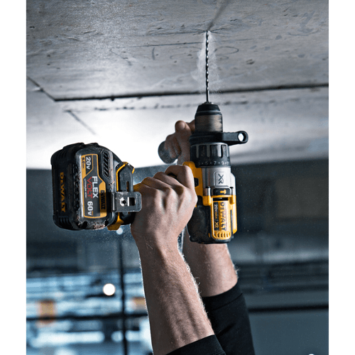 The new DEWALT FLEXVOLT system gives cordless tools the power of corded ones.