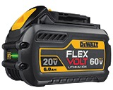 DEWALT Introduces the FLEXVOLT Battery System