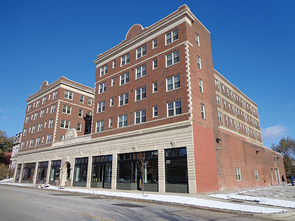 Western Specialty Contractors performed a full masonry restoration of the historic Freedom Place apartment building for homeless veterans in St. Louis, Mo. Crews waterproofed the building's entire brick, terra cotta and concrete facade with a clear water repellant.