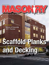 Masonry December 2016