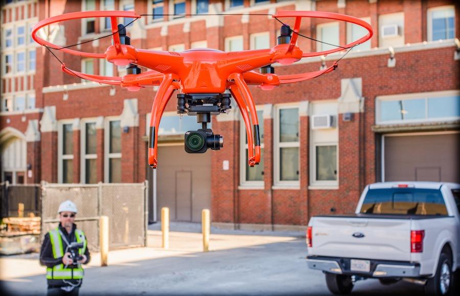 Drones in Masonry