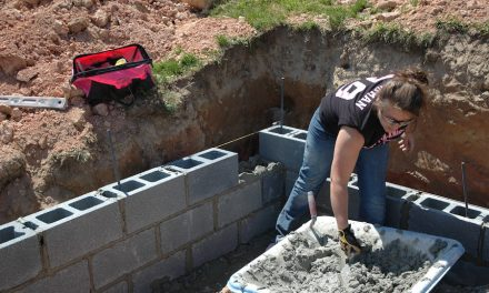 Shaping The Future Of Masonry: The Center Of Applied Technology-North