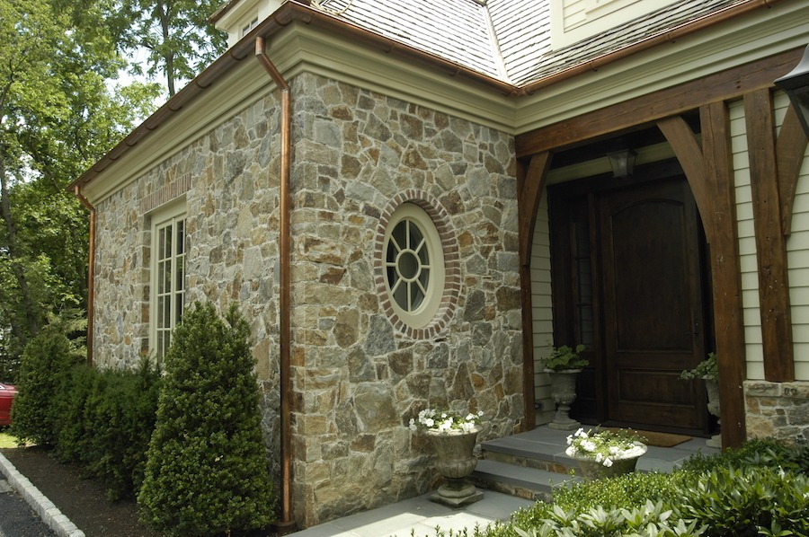What Was Old Is New: Thin Stone Veneer