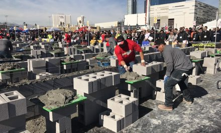 2017 World Of Concrete Competition Wrap Up