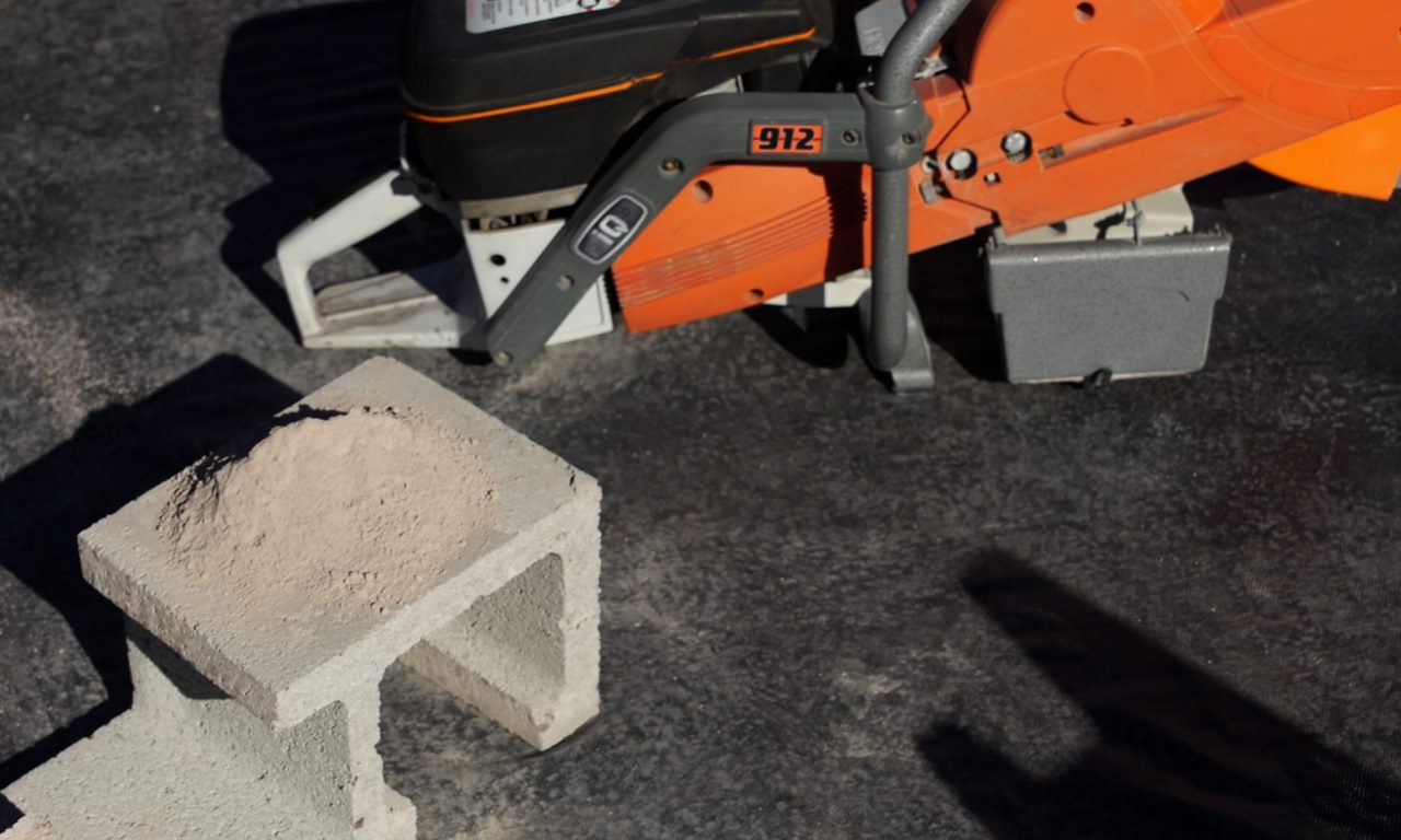 Saws: Innovations in Dry Cutting Concrete Block