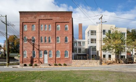 Restoring History: The Mill at Middletown